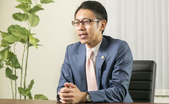 大阪所長 弁護士 長田 弘樹