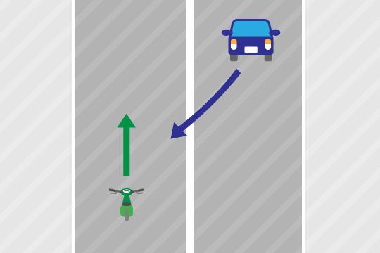 交通事故の過失割合10対0の場合