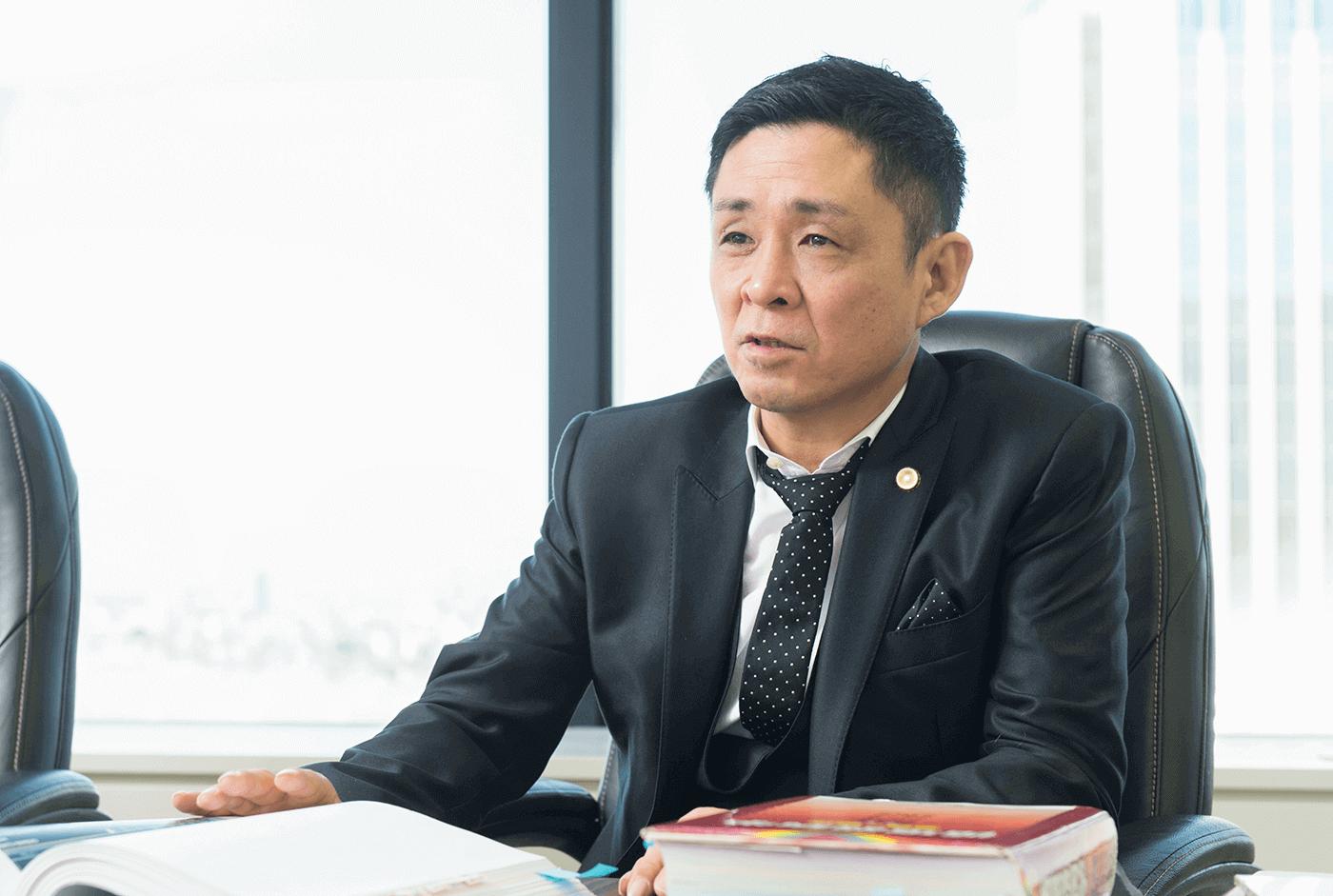 弁護士法人ALG&Associates代表執行役員 弁護士 金﨑浩之