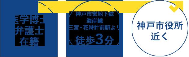 弁護士法人ALG&Associates 神戸法律事務所のポイント