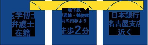 弁護士法人ALG&Associates 名古屋法律事務所のポイント