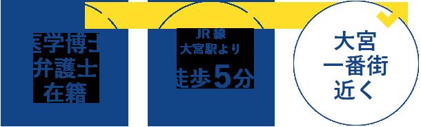 弁護士法人ALG&Associates 埼玉法律事務所のポイント